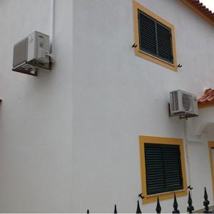 Climatização residencial